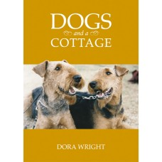 Dogs and a Cottage - Dora Wright