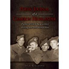 Poetic Journal of a Cameron Highlander - Jack Gillespie